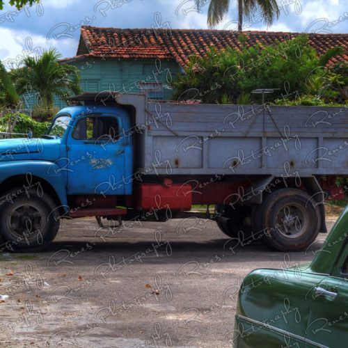 1948 1950 Ford Truck on the streets of Varadero Cuba 1 scaled