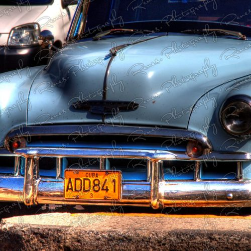 1949 Chevrolet DeLuxe on the streets of Havana Cuba 1 scaled