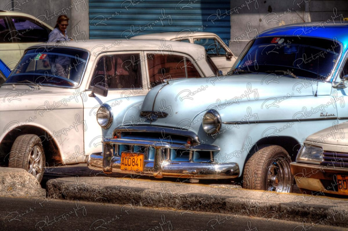 1949 Chevrolet DeLuxe on the streets of Havana Cuba 2 scaled
