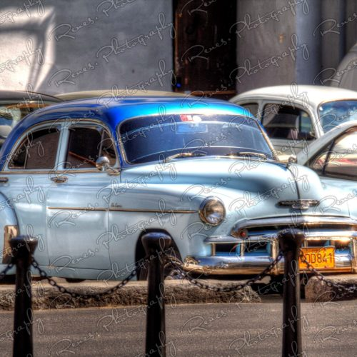 1949 Chevrolet DeLuxe on the streets of Havana Cuba 4 scaled