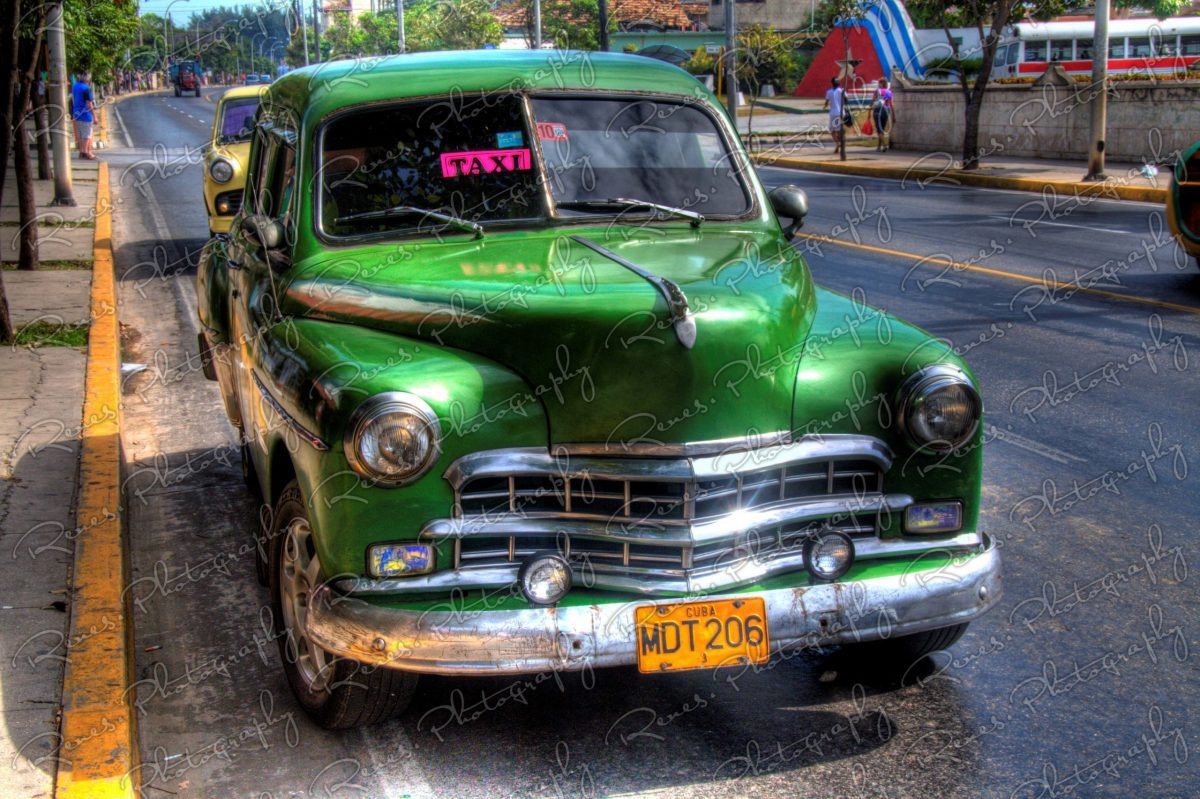 1949 Dodge Kingsway on the streets of Varadero Cuba 2 scaled