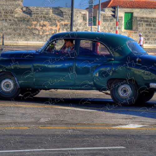 1950 Chevrolet 2103 on the streets of Havana Cuba 1 scaled
