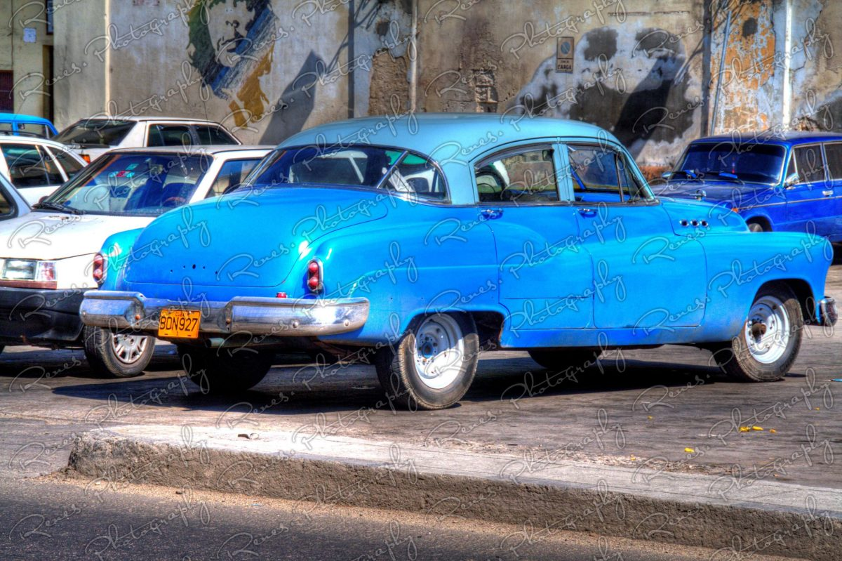 1951 Buick on the streets of Cuba 1 scaled