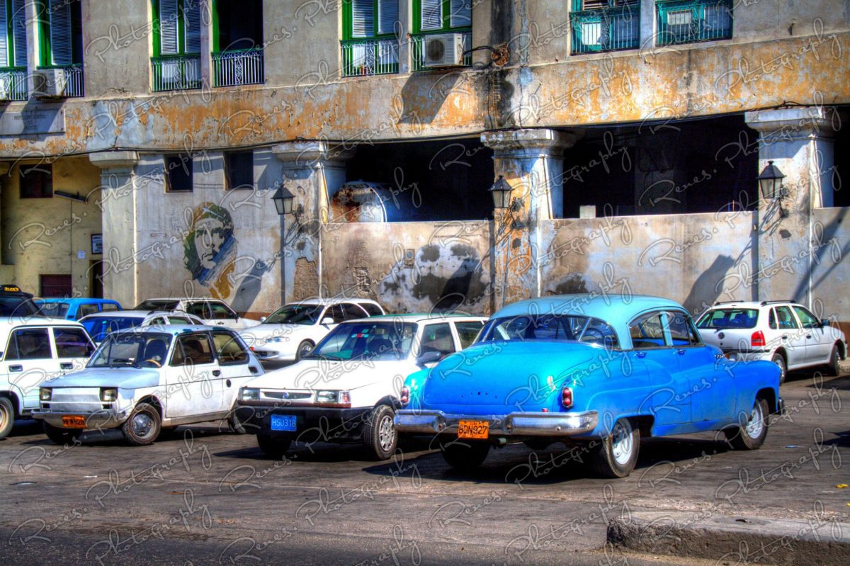 1951 Buick on the streets of Cuba 2 scaled