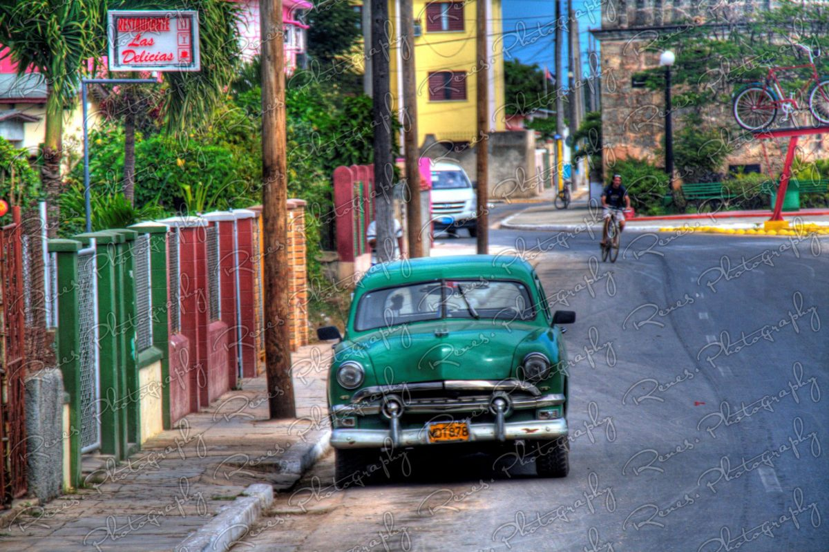 1951 Ford on the streets of Varadero Cuba 1 scaled