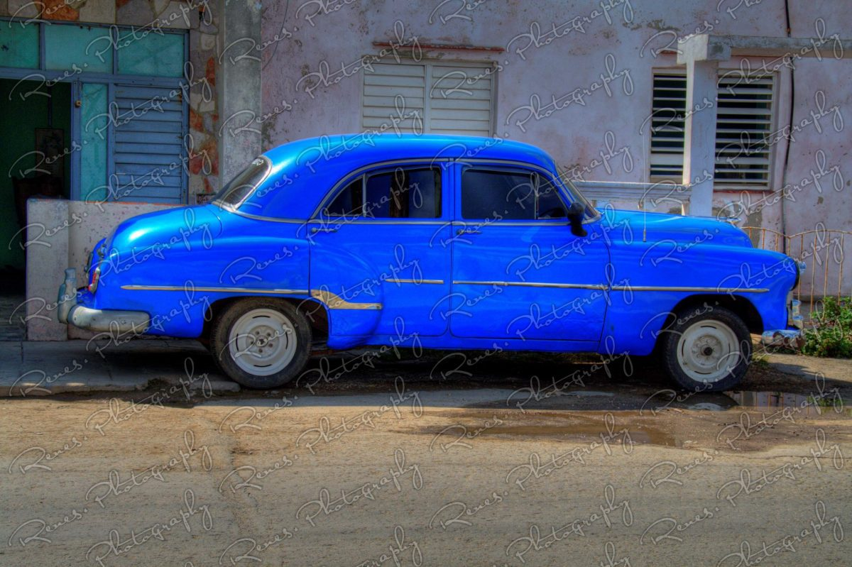 1951Chevrolet on the streets of Cojimar Cuba 1 scaled