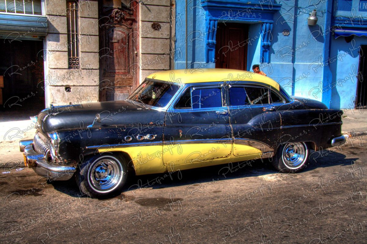 1953 Buick on the streets of Havana Cuba 2 scaled
