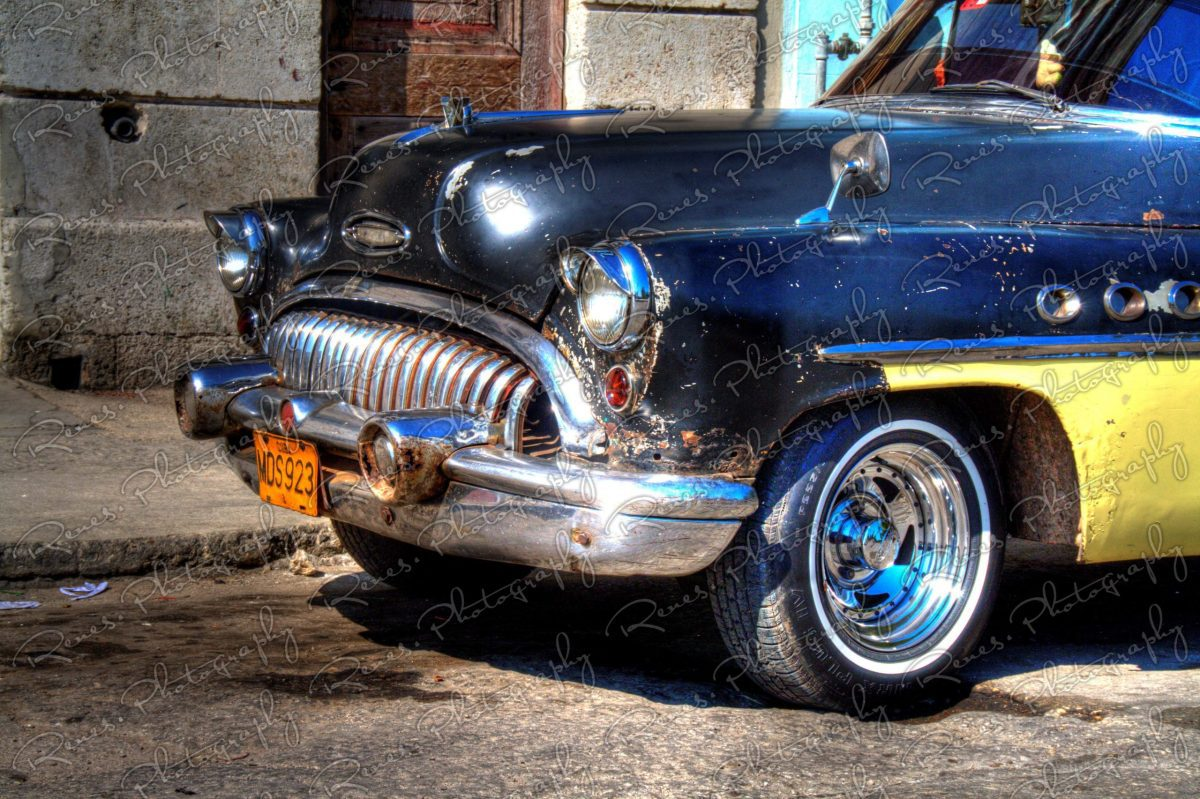 1953 Buick on the streets of Havana Cuba 3 scaled