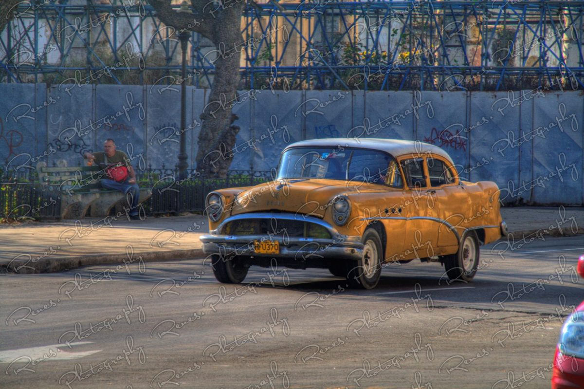 1954 Buick on the streets of Havana Cuba 1 scaled