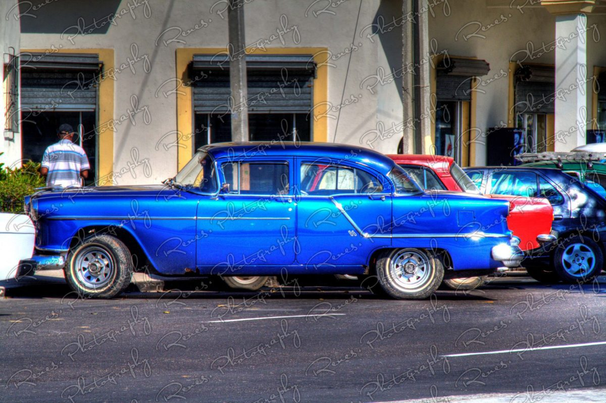 1954 Oldsmobile 88 on the streets of Havana Cuba 1 scaled