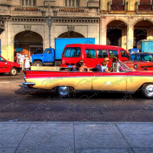 959 Buick convertable on the streets of Havana Cuba 1 scaled