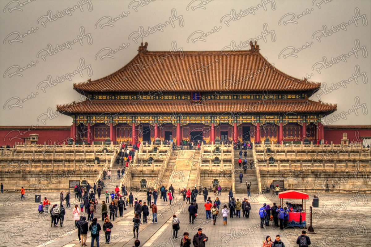 Forbidden City in Beijing China 20 scaled