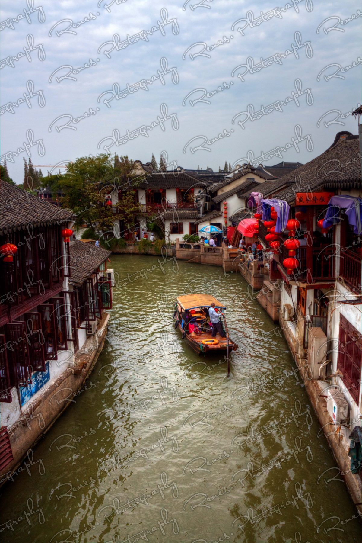 Qibao Ancient Town in Shanghai China 2 scaled