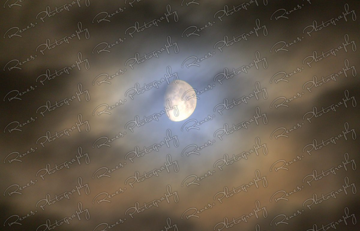 The moon in an HDR editing 1 scaled